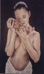 Obras de arte: America : Colombia : Antioquia : Medellín : Maternidad 5