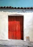 Obras de arte: Europa : España : Extremadura_Badajoz : Oliva_de_la_Frontera : Casa en Oliva
