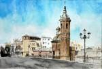 Obras de arte: Europa : España : Extremadura_Badajoz : Oliva_de_la_Frontera : Capilla del Carmen