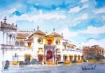 Obras de arte: Europa : España : Extremadura_Badajoz : Oliva_de_la_Frontera : Maestranza