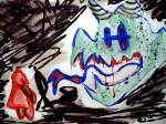 Obras de arte: America : Panamá : Panama-region : Parque_Lefevre : quien es el monstruo?