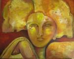 Obras de arte: Europa : España : Madrid : Valdemorillo : Chica de oro