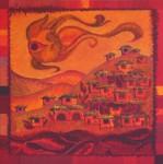 Obras de arte: America : México : Mexico_Distrito-Federal : Benito_Juarez : Adoración quemante