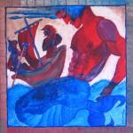 Obras de arte: America : México : Mexico_Distrito-Federal : Benito_Juarez : Tritón y la barca