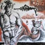 Obras de arte: America : México : Mexico_Distrito-Federal : Benito_Juarez : Tritón en cafeína
