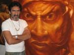 Obras de arte: America : México : Quintana_Roo : cancun : ROSTRO.......