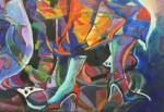 Obras de arte: America : Argentina : Buenos_Aires : Ramos_Mejía : Dos por cuatro
