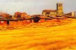 Obras de arte: Europa : España : Andalucía_Málaga : Málaga : Campos dorados