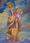 Obras de arte: America : Guatemala : Guatemala-region : Guatemala-ciudad : Virgen de la Asunción