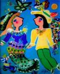 Obras de arte: America : Chile : Region_Metropolitana-Santiago : Santiago_de_Chile : Acercate más...