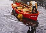 Obras de arte: Europa : España : Andalucía_Málaga : Málaga : La barca y el arcoiris