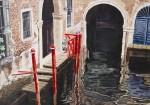 Obras de arte: Europa : España : Andalucía_Málaga : Málaga : Partió la góndola