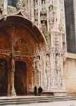 Obras de arte: Europa : España : Andalucía_Málaga : Málaga : Portada de los Jerónimos