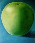 Obras de arte: Europa : España : Canarias_Santa_Cruz_de_Tenerife : Santa_Cruz_Tenerife : Manzana verde