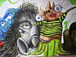 Obras de arte: Europa : España : Murcia : cartagena : Grafitti
