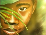 Obras de arte: Europa : España : Catalunya_Barcelona : Terrassa : En la selva