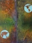 Obras de arte: Europa : España : Catalunya_Tarragona : Reus : LA UNION SI HACE LA FUERZA