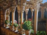 Obras de arte: Europa : España : Castilla_la_Mancha_Guadalajara : Guadalajara__ciudad : Claustro Sta María