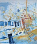 Obras de arte: America : Perú : Lima : miraflores : blue sky