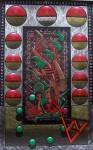 Obras de arte: America : México : Baja_California : tijuana_mexico : Palabras sin fronteras (II)