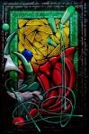 Obras de arte: America : México : Baja_California : tijuana_mexico : Palabras sin fronteras (6)