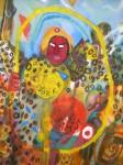 Obras de arte: America : Perú : Lima : chosica : el huacon