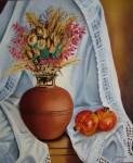 Obras de arte: Europa : España : Castilla_la_Mancha_Guadalajara : Guadalajara__ciudad : Bodegón granadas