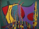 Obras de arte: America : Brasil : Rio_de_Janeiro : RJ : PEIXE EM DESCANÇO