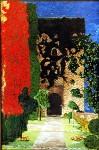 Obras de arte: Europa : España : Andalucía_Málaga : Malaga_ciudad : Puerta de Alcazaba