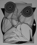 Obras de arte: America : M�xico : Baja_California : tijuana_mexico : Serie: SUE�OS HUMEDOS (18)