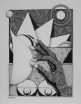 Obras de arte: America : M�xico : Baja_California : tijuana_mexico : serie:  sue�os humedos (28)