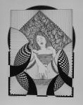 Obras de arte: America : M�xico : Baja_California : tijuana_mexico : serie: SUE�OS HUMEDOS (30)