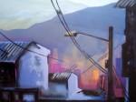 Obras de arte: America : Colombia : Antioquia : Medellin : DIAS GRISES