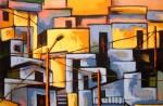 Obras de arte: America : Colombia : Antioquia : Medellin : APARENTEMENTE , EL DIA ES CLARO