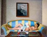 Obras de arte: America : Colombia : Santander_colombia : Bucaramanga : LECTORA