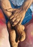 Obras de arte: America : Colombia : Quindio : Armenia-ciudad : PIES DE ARRIERO
