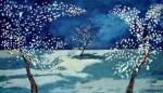 Obras de arte: Europa : España : Andalucía_Málaga : Malaga_ciudad : Danza de árboles