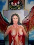 Obras de arte: America : Perú : Piura : Piura_ciudad : ANGEL DE LA CREACIÓN