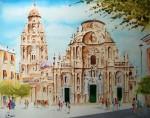 Obras de arte: Europa : España : Murcia : Murcia_ciudad : CATEDRAL DE MURCIA