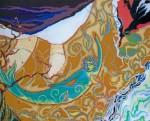 Obras de arte: America : Puerto_Rico : San_Juan_Puerto_Rico : Sanjuan : Con los pies en la arena
