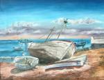 Obras de arte: Europa : España : Extrmadura_Cáceres : madroñera : puerto de mar