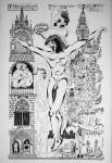 Obras de arte: America : México : Mexico_Distrito-Federal : Benito_Juarez : Cristo Personal