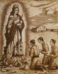 Obras de arte: America : Argentina : Buenos_Aires : Capital_Federal : Patrona de los mineros