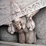 Obras de arte: America : Argentina : Buenos_Aires : Capital_Federal : Pirca Viracocha
