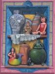 Obras de arte: America : México : Mexico_Distrito-Federal : iztapalapa : Alacena juguetero