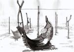 Obras de arte: America : Argentina : Buenos_Aires : Haedo : Serie tinta: 4, wan jing