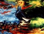 Obras de arte: Europa : España : Andalucía_Sevilla : Sevilla-ciudad : 5-Cris Acqua-Paisajes y duendes