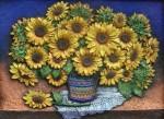 Obras de arte: America : México : Mexico_Distrito-Federal : iztapalapa : Girasoles