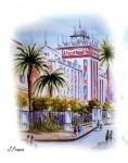 Obras de arte: Europa : España : Murcia : Murcia_ciudad : COLEGIO MARISTAS DE MURCIA