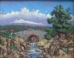 Obras de arte: America : México : Mexico_Distrito-Federal : iztapalapa : iztaccihuatl
